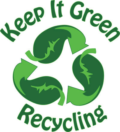keep it green recycling